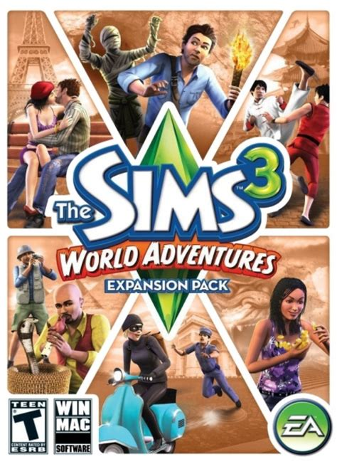 Games for the world Sims 3 - check out our selection & order